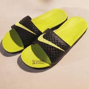 Nike Benassit Solarsoft Slides Mens Size 11